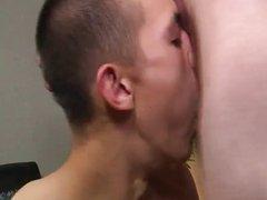 Hardcore gay Cole Gartner Fucks Marco