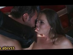 Sweet brunette Tori Black fucked hard