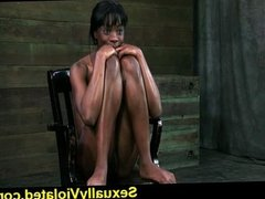 Humiliated and bounded Ana Foxxx pt 2