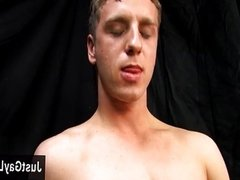 Gay porn This force top even thrusts a toy