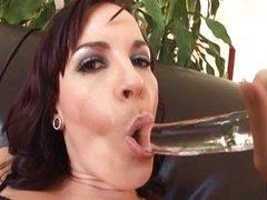 Dana DeArmond ass stuffed with a cock
