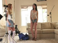 Nubiles Casting- First hardcore fuck for teen