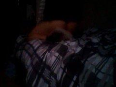 Riding the pillow - practice sex