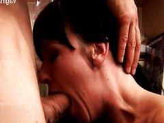 Big boobs ex girlfriend pussyfucking