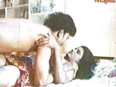 Mallu Vintage romantic scene