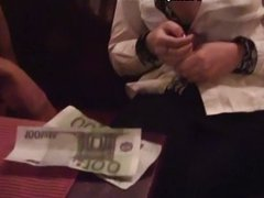 girl suck dick for 100 euros in a cafe