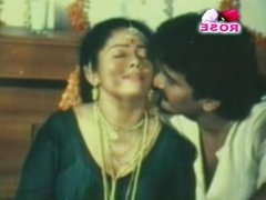Mallu aunty first night