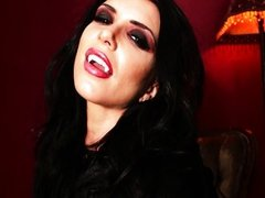 Romi Rain the busty vampire