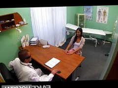 FakeHospital - Teen girl not on the pill