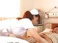 Ai Sayama Hot Asian nurse 1 by MyJPNurse