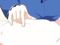Hentai big sexy boobs rubbed