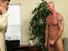 Gay XXX After face plowing and licking his