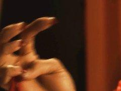 Brunette Dancer Bollywood High