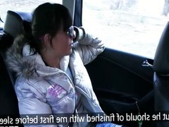 Revenge sex video in a taxi