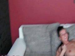 Nasty brunette lesbians go crazy licking