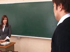 Kokomi Sakura Lovely Asian babe gets