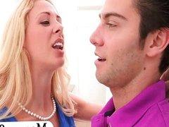Teen shares her boyfriends with her stepmom