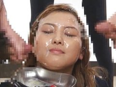 Nipponjin hot babe in steamy
