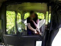 Revenge fuck video in a taxi