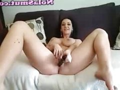 Russian Girl Dildo Blowjob