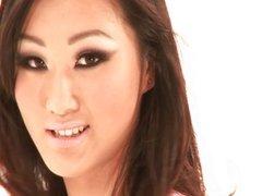 Evelyn Lin Solo Masturbation