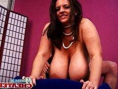 Maria Moores big titties