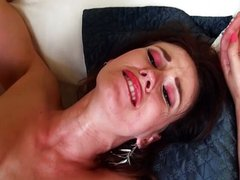 Euro redhead is fucked in all positions