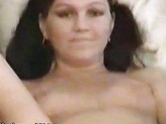 Naughty amateur striptease
