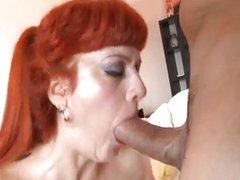 Lili Lou Redhead Babe
