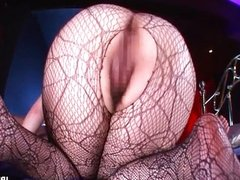 Dirty asian slut gets horny sucking