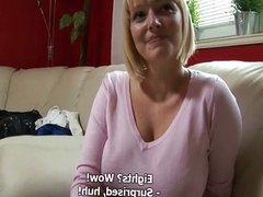 Czech Big Boobs fucked in Swingers party