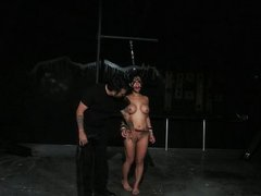 Gianna Lynn doing BDSM P3