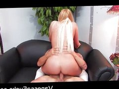 Sexy Vanessa Cage gets fucked