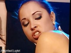 Two whores gets fucked in ass