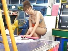 Free jav of Reon Otowa Crazy Asian model