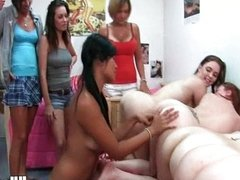 College Teens getting Pussies Fingered