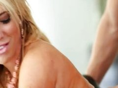 Passion - Blonde And Her Trusted Friend-