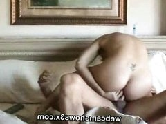 Mature wife gets anal penetration