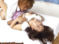 Horny Mature Mio Fujiki Goes Wild For