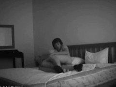 Orgasmic bed fucking