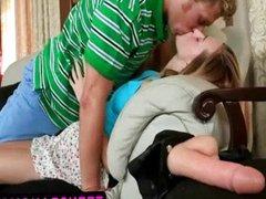 Samantha Ryan enjoys fucking with couple