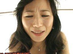 Asian mature natsumi kitahara stripping