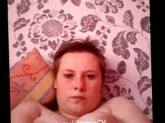 Webcam Girl Chubby Masturbation