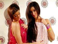 Priya Young And Preeti Young