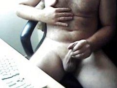Masturbation of my bf