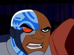 Teen Titans sex