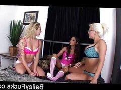 Pink sock lesbians