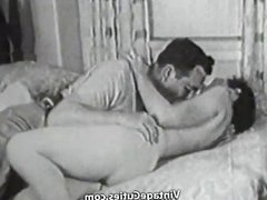 Old and Young Fucking Relations in Bed