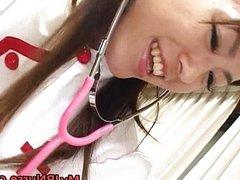Kinky Asian nurse