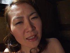 Mature sexy Mina Toujou